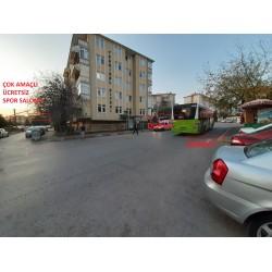 Yenikent Teknikel Sitesinde 3 Cepheli Kullanışlı 3+1 Daire