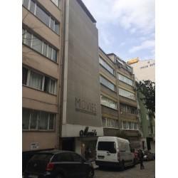Şişli Halaskargazi Caddesine Çok Yakın Net 1000m2 Komple Satılık Bina