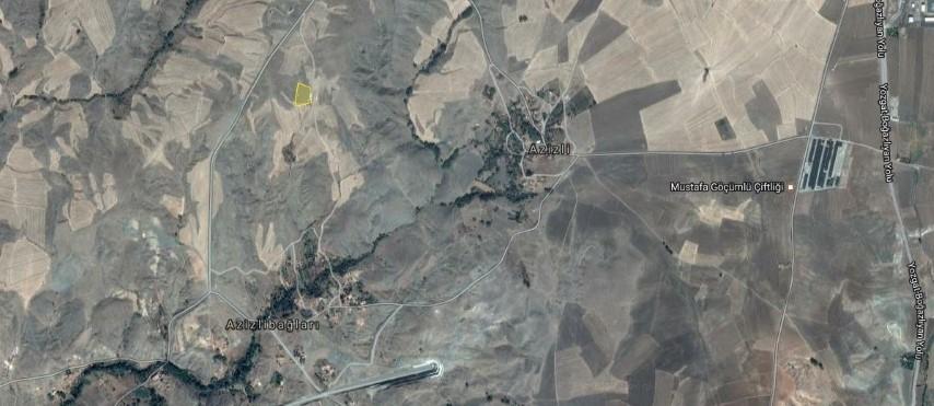 Eskidji Gayrimenkul Azizli Bağları Köyü 5999 M2 Tarım Arazisi