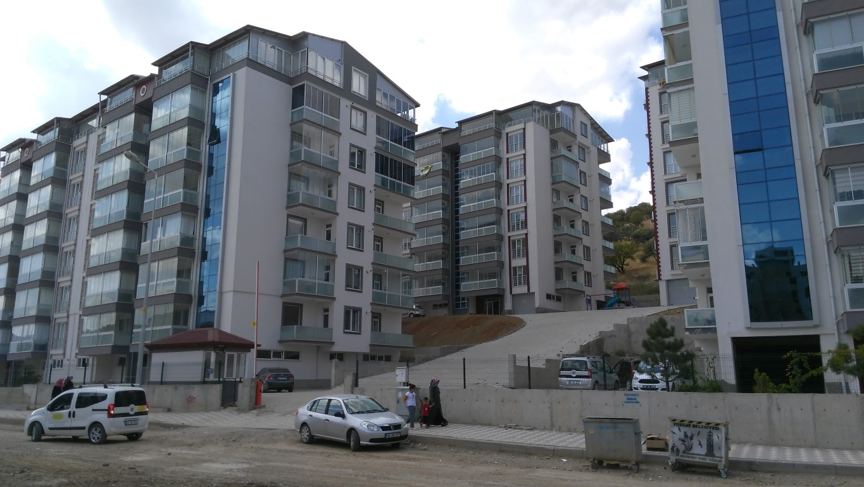 Eskidji Gayrimenkul Park Kolej Evleri 180 M2 F2 4+1