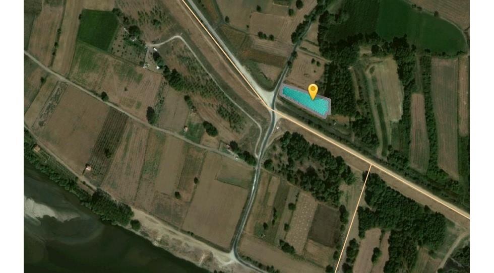 Eskidji Edirne Den Satılık 2520 M2 Arazi