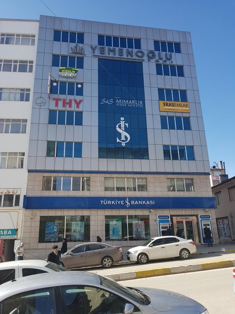 Eskidji Gayrimenkul Merkezde 200 M2 Kullanım Alanlı Büro Ve Ofis