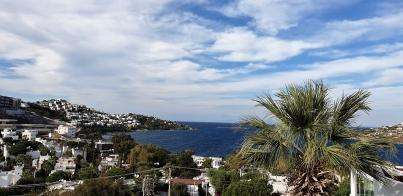 Bodrum Yalıkavakta Satılık Deniz Manzaralı Müstakil Villa