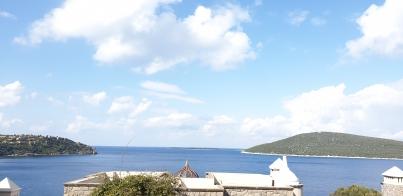 Bodrum Hebil Koyunda Denize Sıfır Sitede Sezonluk Kiralık Villa
