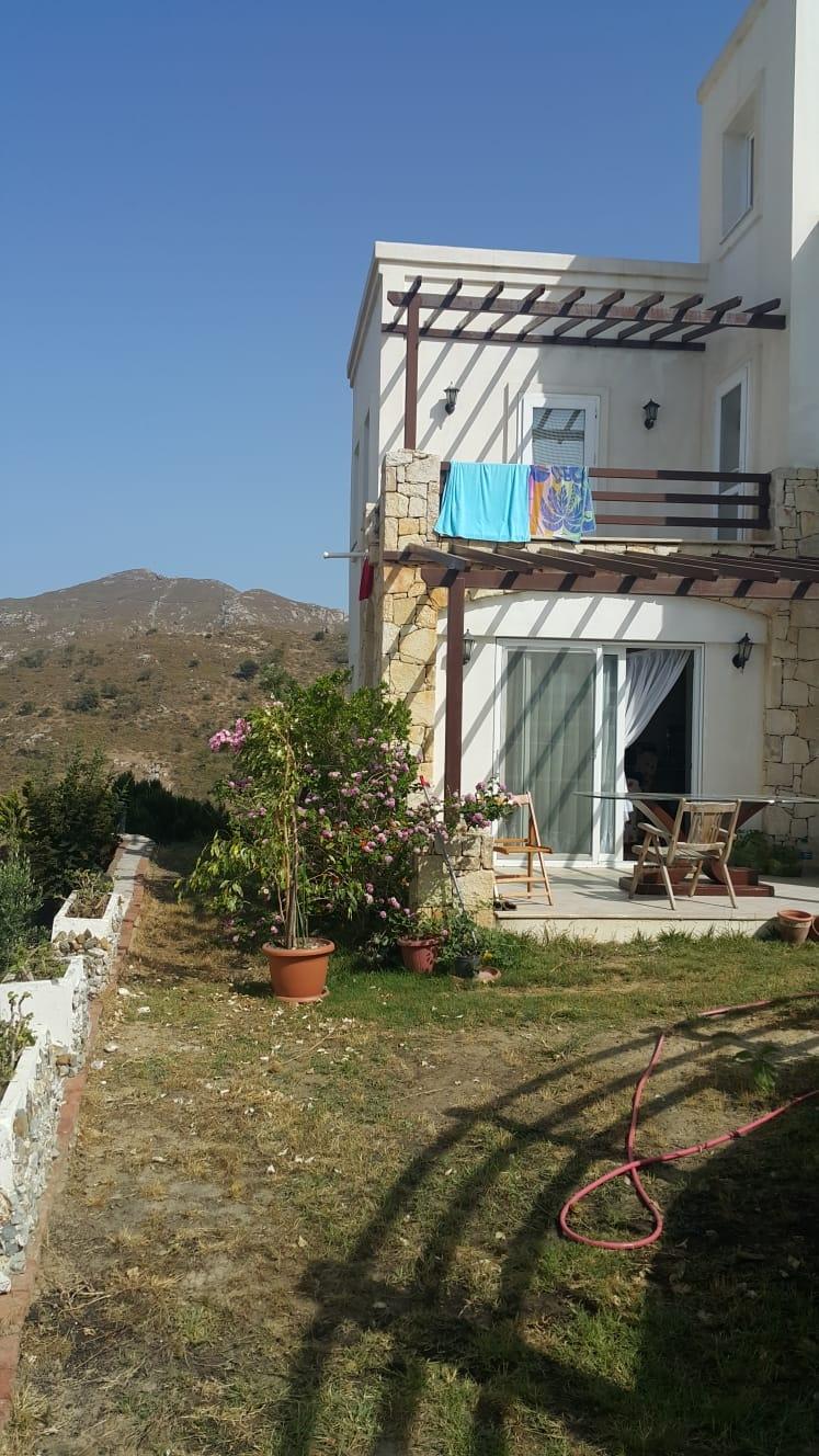 Bodrum Gümüşlük Koyunbabada Havuzlu Site İçi 4+1 Müstakil Villa