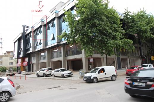 Yahya Kaptan Otogar Yanı Satılık Lüks Ofiskatı 130 M2 Eskidjiden
