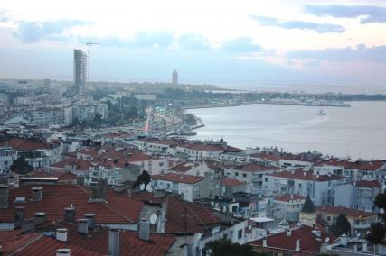 Göztepe Metro İstasyonu Yakını Deniz Manzaralı Daire