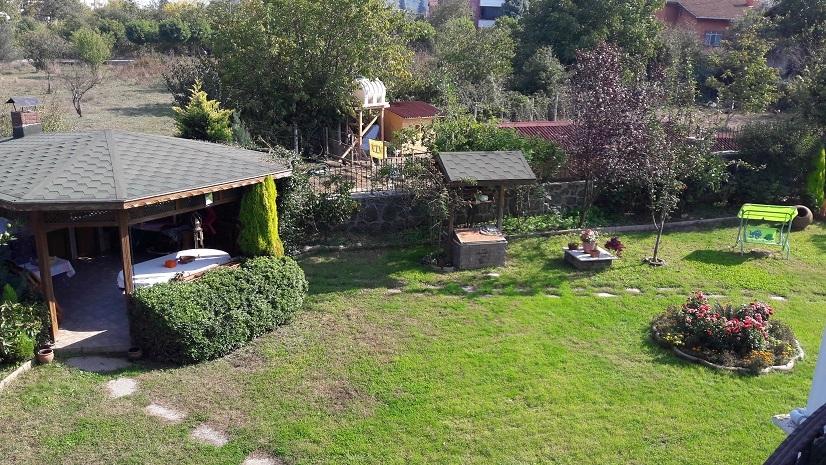 Bahçecik Dağ Ve Deniz Manzaralı 4+1 190m2 Müstakil Bahçeli Villa