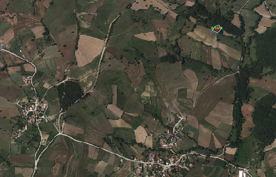 Eskidji Kocaeli İzmit Nebihoca Köyünde 1560m2 Yatırımlık Tarla
