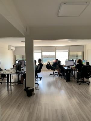 Kabataş Setüstü Müthiş Manzaralı Net 110 M2 Ofis
