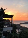 Bodrum Gümüşlükte Satılık Full Deniz Manzaralı 3+2 Villa